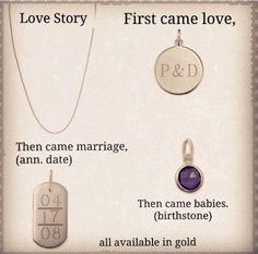 Love story! Www.stelladot.com/barbaravalentine