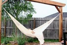 I've been trying to get a hammock for two years