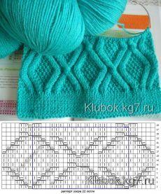 Knit:Pattern ... ♥ Deniz ♥
