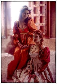 The Borgia ladies. by SomniumDantis on deviantART