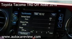 Toyota Tacoma TRD Off Road 2016 Review Part 2 Toyota purpose built this venue to