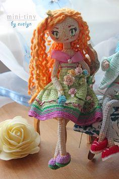 Авторские куклы~Салимон Александры~Брянск