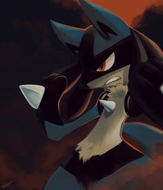Day6 [FIGHTING] Lucario by Rock-Bomber