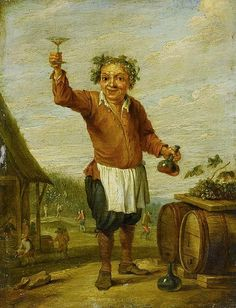 """Vintner"" by David Teniers the Younger (1610-1690)"