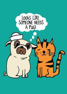Training Your Dog The Reward Training Way Best Dog Breeds, Best Dogs, Pug Quotes, Pug Mops, Pug Illustration, Pug Names, Pug Tattoo, Pug Art, Pug Pictures