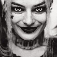 'Suicide Squad' Harley Quinn Portrait