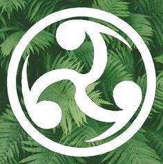 Greek symbol of strength in nature with ferns in the background ancient greek symbol of strength Ancient Greek Symbols, Symbols Of Strength, Cycle Of Life, Symbolic Tattoos, Ferns, Superhero Logos, Nature, Quotes, Art