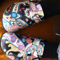 Funky Birkenstock - best worn with socks