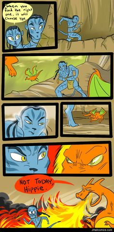 Avatar & Pokemon