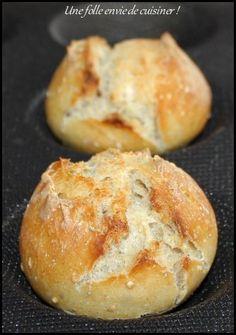 Petits pains au levain Kayser -