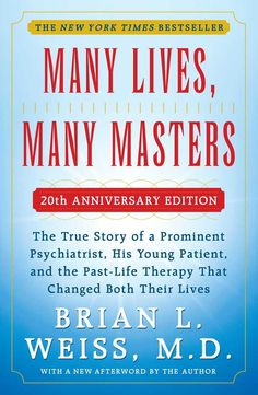"""As featured on Oprah's """"Super Soul Sunday,"""" the classic bestseller on a true case of past-life trauma and past-life therapy from author and psychotherapist Dr. Brian Weiss—now featuring a new afterword by the author."""