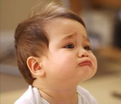 Monday Morning Message: Crying Out To The Father Funny Baby Faces, Cute Kids Pics, Cute Baby Girl Pictures, Cute Funny Babies, Baby Boy Photos, Funny Kids, Cute Little Baby, Little Babies, Deepak Chopra Frases