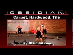Learn About The Obsidian Slide Board Workout  A fun, effective fitness tool that really gets users results.  http://buyobsidian.com