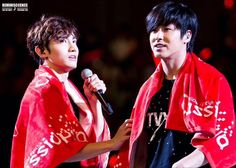 TVXQ Changmin and Yunho