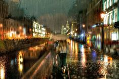 Санкт-Петербург и дождь – словно созданы друг для друга