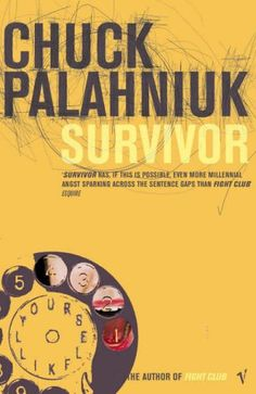 Survivor by Chuck Palahniuk