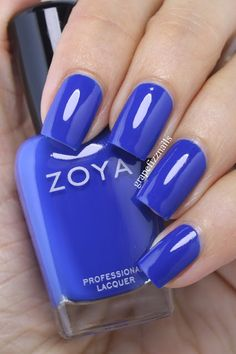grape fizz nails: Zoya Focus Fall Collection 2015