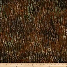 Artisan Batiks Elementals Landscape Forest Earth