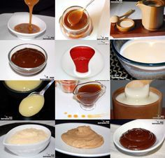 Recetas de salsas - Página 10 Sauce Recipes, Cooking Recipes, Salsa Dulce, Buttercream Filling, Peruvian Recipes, Cake Fillings, Bread Machine Recipes, Dessert Recipes, Desserts