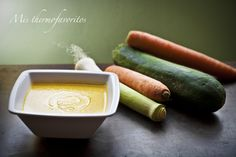 Crema de verduras #thermomix #purée #vegetables