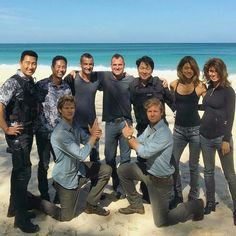 MacGyver and Hawaii 5-0 joint show
