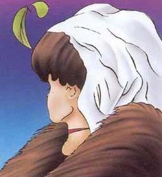 Bruja      ¿Qué es lo que ves en esta imagen, a simple vista? ¿Una chica elegante, guapa y joven? ¿O una vieja y fea bruja?