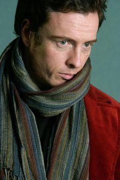 Toby Smyth, the man scarf  -britishboysohyeah:  Toby Stephens ~D-