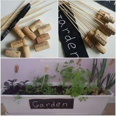 Наша новая рубрика #cutemama_GardenЧИК В этом году маркеры для растений будут из…