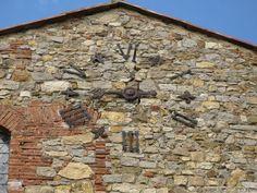 Lucignano (Arezzo) - Orologio Palazzo Pretorio
