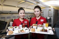 Dragonair cabin crew, Hong Kong Dragonair, Cabin Crew, Flight Attendant, Catering, Meals, Hong Kong, Pilots, Planes, Beverage