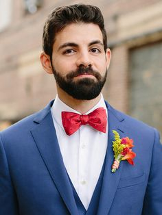 16 Wedding Hairstyles for Men | TheKnot.com
