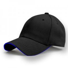 siyah baseball promosyon şapka