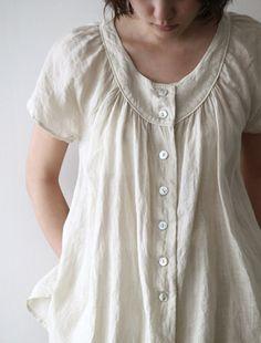 blouse - envelope