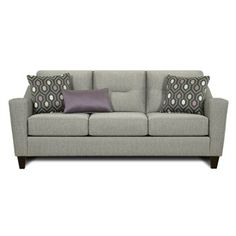 Decade Sofa in uber-popular Gray