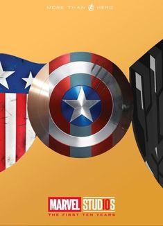 More Than A Hero Anniversary) Marvel Fan, Marvel Dc Comics, Marvel Heroes, Captain Marvel, Marvel Avengers, Capitan America Chris Evans, Chris Evans Captain America, Univers Marvel, Comic Movies