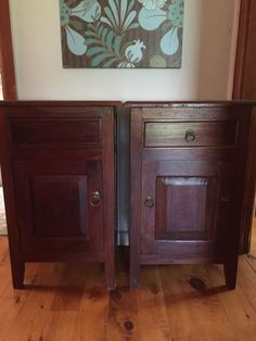 BedSide Tables $30 Dundas Valley