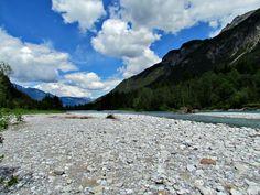 Schotterfläche Lech Nature Adventure, Best Wordpress Themes, Rafting, Mountains, Travel, Viajes, Traveling, Trips, Tourism