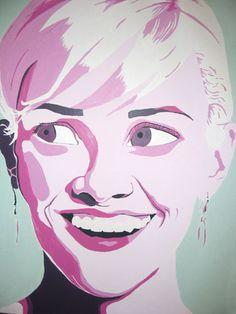 Art Lesson Plan: Pop Art for Today - Celebrity Portraits (+ copyright!!!)