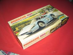 Aurora Kit Porsche for Parts or Project, Partially Assembled Hobby Kits, Aurora, Porsche, Hobbies, Toys, Projects, Ebay, Activity Toys, Log Projects