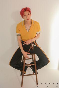Behind The Scenes - CANVAS photobook and concept film Vixx Hongbin, Vixx Ken, Ravi Vixx, Leo, Lee Hong Bin, Vixx Members, Lee Jaehwan, Jung Taekwoon, Jellyfish Entertainment