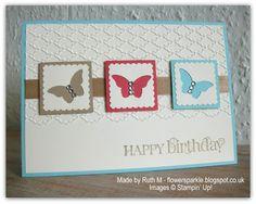 Flower Sparkle: Six SU! Make & Take Cards