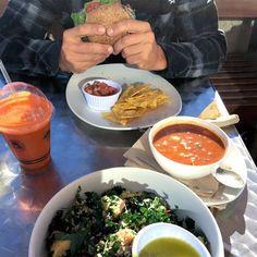 Instagram media by lonijane - Aspen lunch datekale salad was spot on