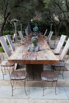 36 ft. Ron Mann table.