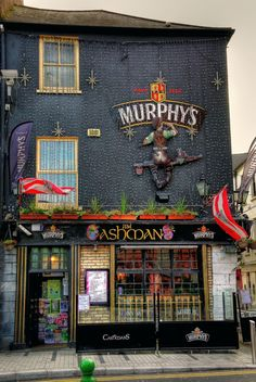 Jim Cashman's Pub ~ Blackpool, County Cork, Ireland--well I def have to go here!!