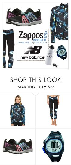 """Run the World in New Balance"" by stylez-by-bee ❤ liked on Polyvore featuring New Balance, Asics and NewBalance"