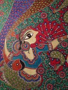 freedom-of-soul-bharti-dayal-madhubani