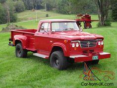 1964 Dodge Power Wagon 9' bed