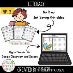 My students love learning through play! Wordsearches add an element of play to engage young learners! While students search for words, they are learning new vocabulary, improving their working memory, improving problem solving skills and learning to be persistent!I've adapted this resource for use...