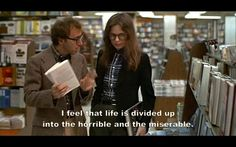 woody allen manhattan quotes