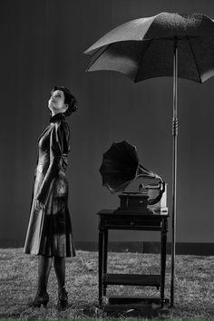 Eva Green on set of Miss Peregrine's Home for Peculiar Children (2016)   dir. Tim Burton  #evagreen